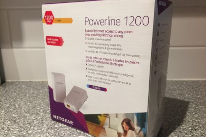 Netgear Powerline PL1200 Box