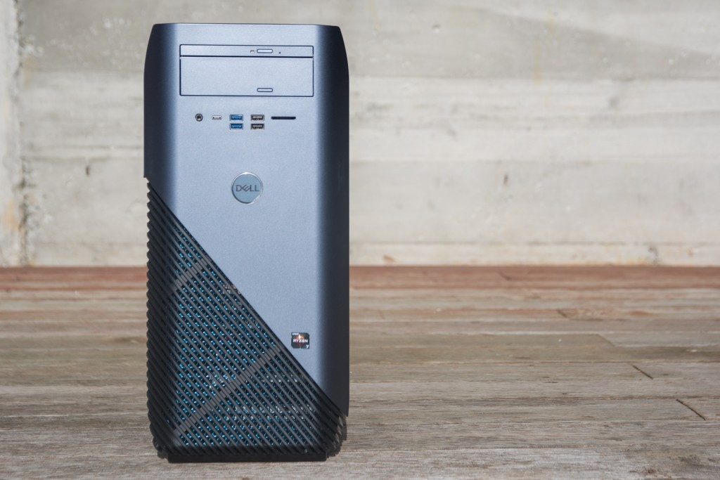 Product Review: Dell Inspiron 5675 Gaming Desktop – A Dad's Adventures