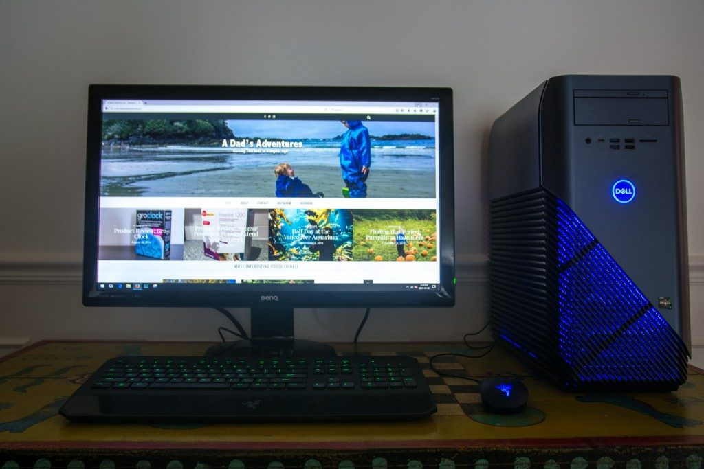 Product Review: Dell Inspiron 5675 Gaming Desktop – A Dad's